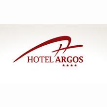 Logotipo Hotel Argos
