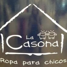 Logotipo La Casona-ropa Para Chicos
