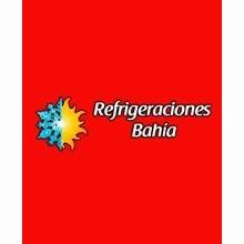 Logotipo Refrigeraciones Bahía