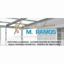 Logotipo Metalúrgica Ramos