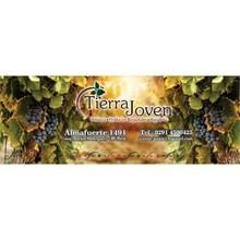 Logotipo Tierra Joven – Vinoteca